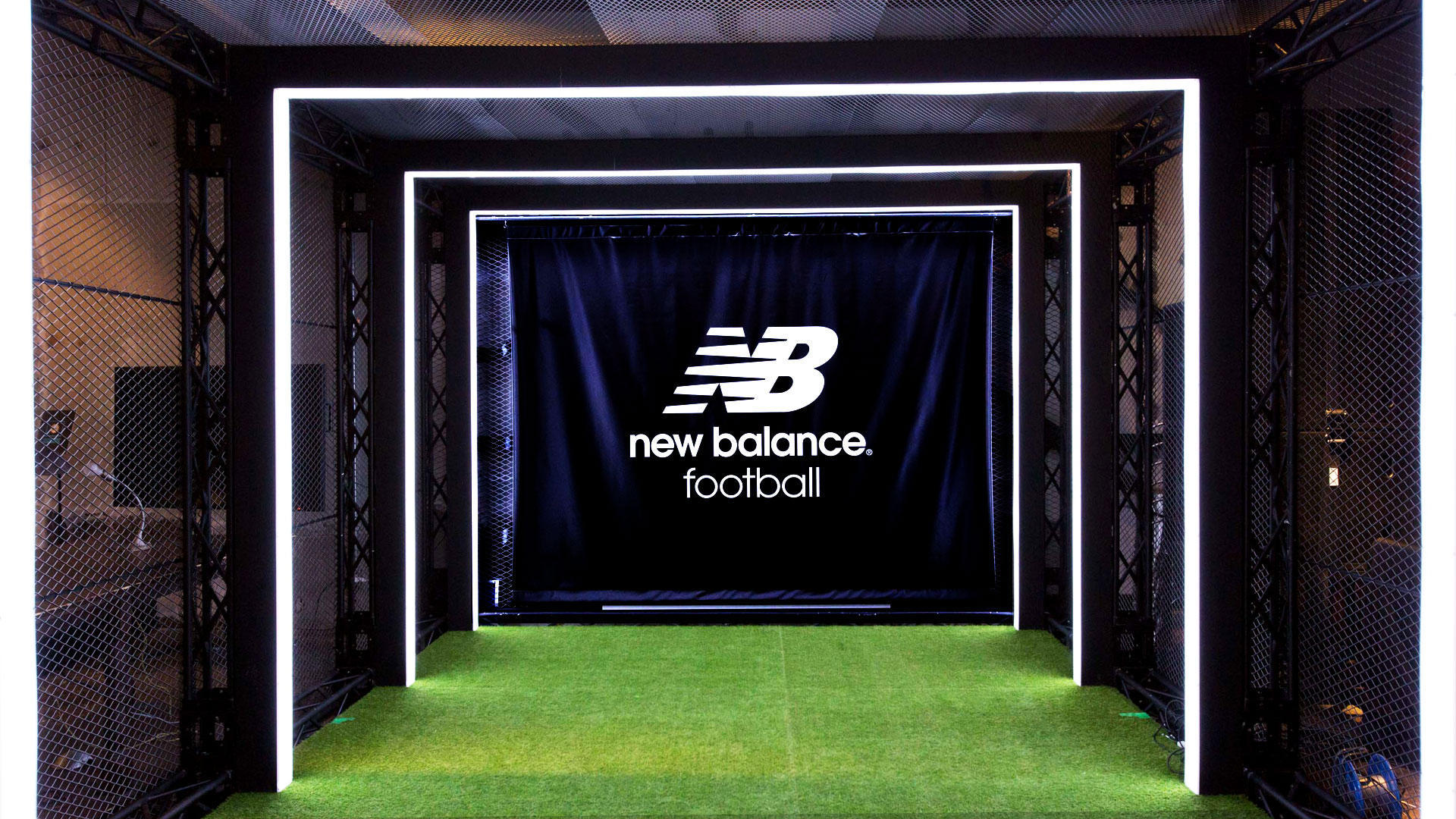New Balance Japan Footbal spiked shoes Launch Event